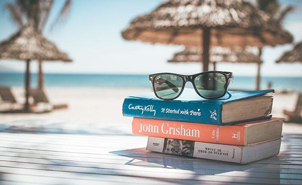 retired beach books