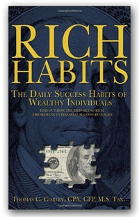 rich habits book