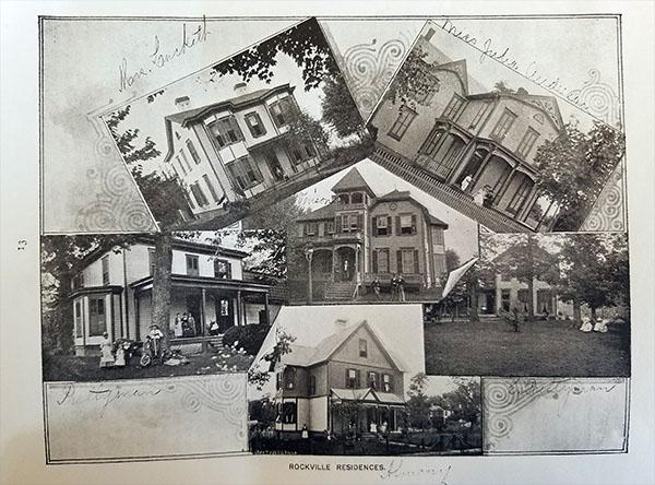 rockville residences 1800s