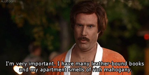 ron burgandy - rich mahogany