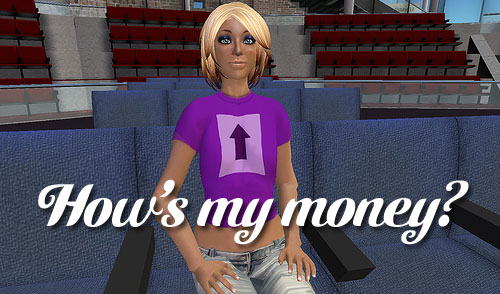 samantha's money