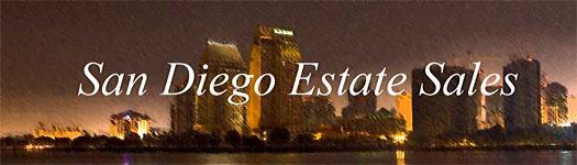 san diego estate sales