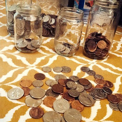 change jars