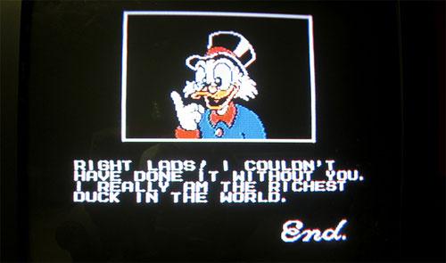 scrooge mcduck game