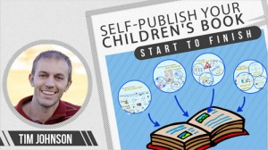 self publish childrens book