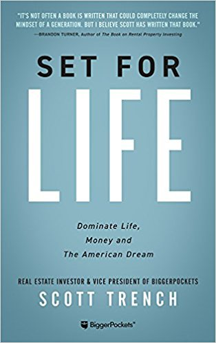 set for life book