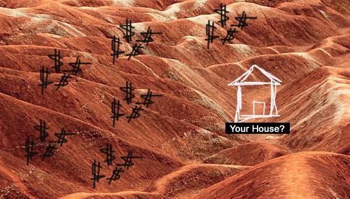 shale boom house