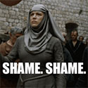 shame - game of thrones