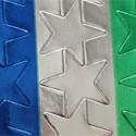 shiny star stickers