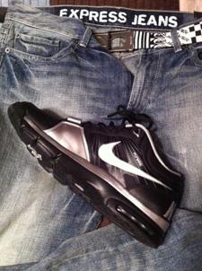 shoes & jeans