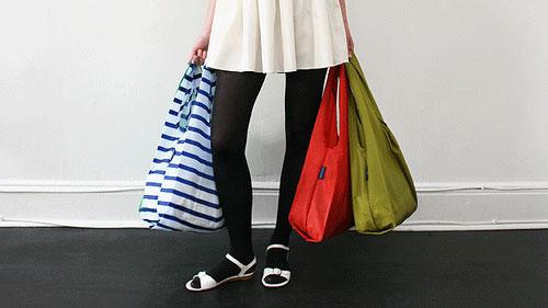 shopping bag model