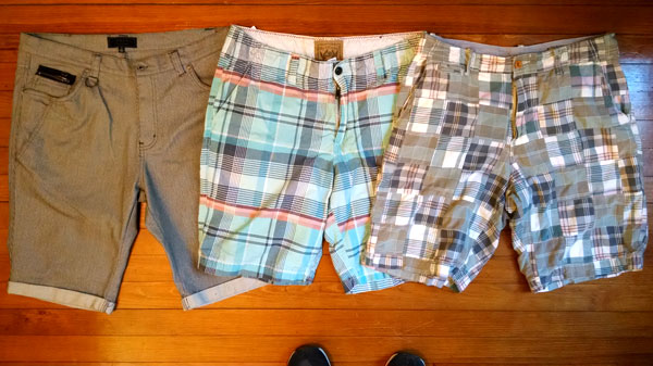 cheap shorts scores - platos closet