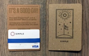 simple debit card package