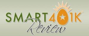 smart 401k review logo