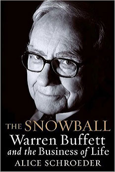 snowball book - warren buffett