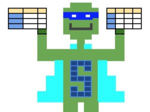 spreadsheet man