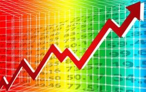 stock market rainbow