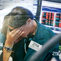stock trader face palm