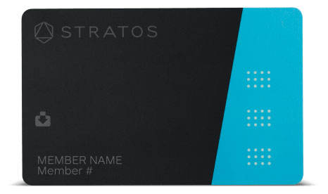 stratos card all-in-one