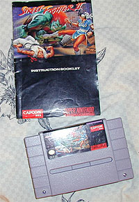 street fighter video game