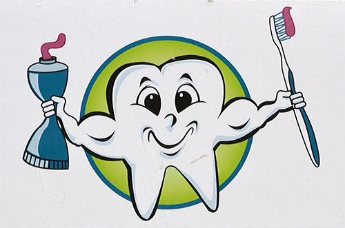 strong tooth dentist
