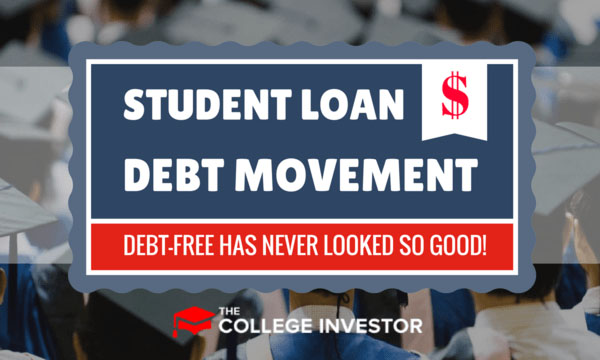 student loan debt movement
