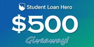 student loan hero giveaway