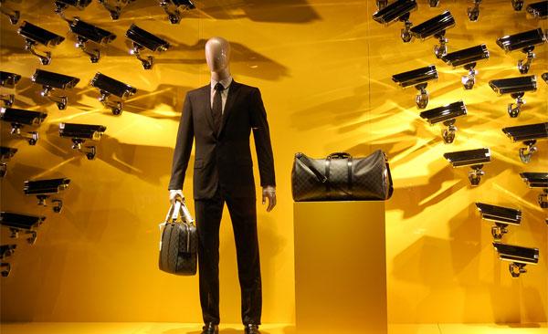 suitcases cash