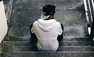 teenager hoodie