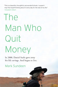 the man who quit money book