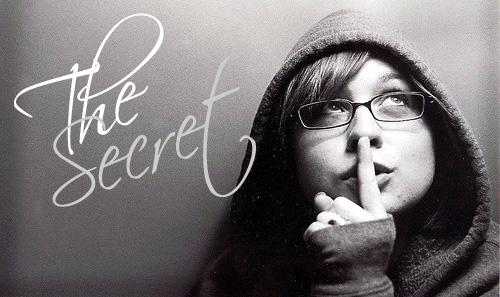 Shhh...The Secret