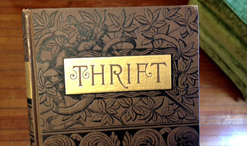 thrift book by samuel smiles
