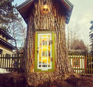 tiny tree library