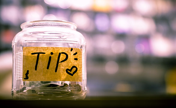 tip jar love