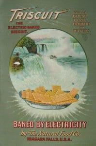 vintage triscuit ad