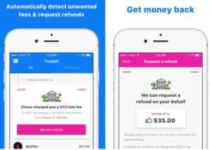 truebill refund app