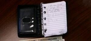 unique wallet tom corley