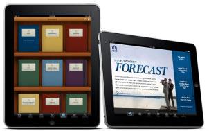 USAA iPad app