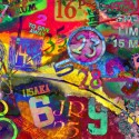 vibrant numbers