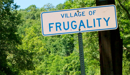village of frugality