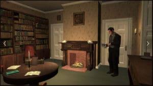 walden game - house
