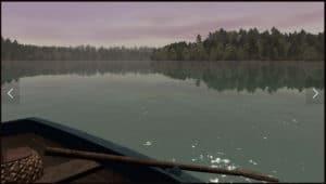 walden game - lake