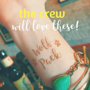 wolf pack tattoos