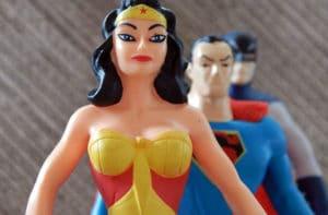 wonder woman & heroes