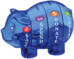 money savvy kid pig bank