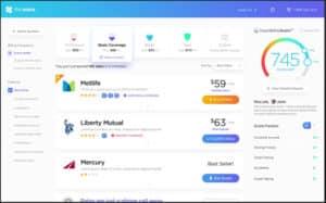 zebra search engine dashboard