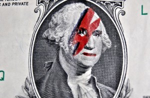 david bowie dollar bill