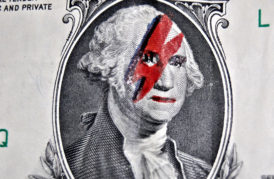 david bowie money